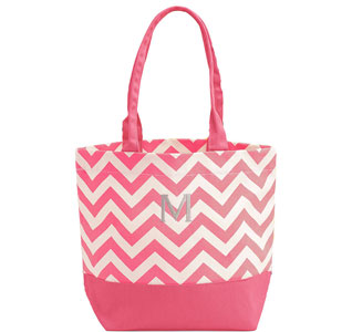 Bridesmaid-Tote-Bag-Pink-Chevron-m.jpg