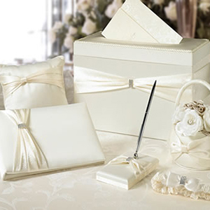 Ivory Sash Wedding Collection
