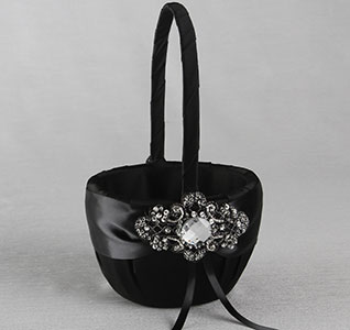 Wedding flower baskets wedding flower girl baskets elizabeth flower girl basket mightylinksfo