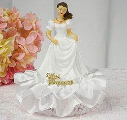 Mis Quince Anos Birthday Cake Topper Figurine