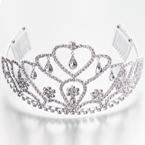Sweet 16 Headpieces