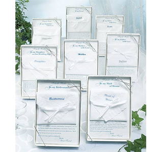 Wedding Party Handkerchief