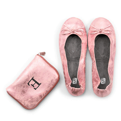 Pocket Ballet Shoes & Case